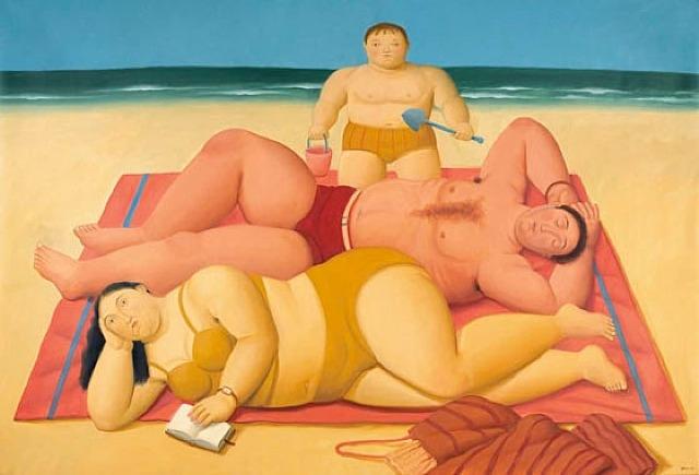 1_cover_Famiglia al mare botero (1)