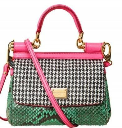 Icon Bags Sicily Bag By Dolce Gabbana I Murri Murr