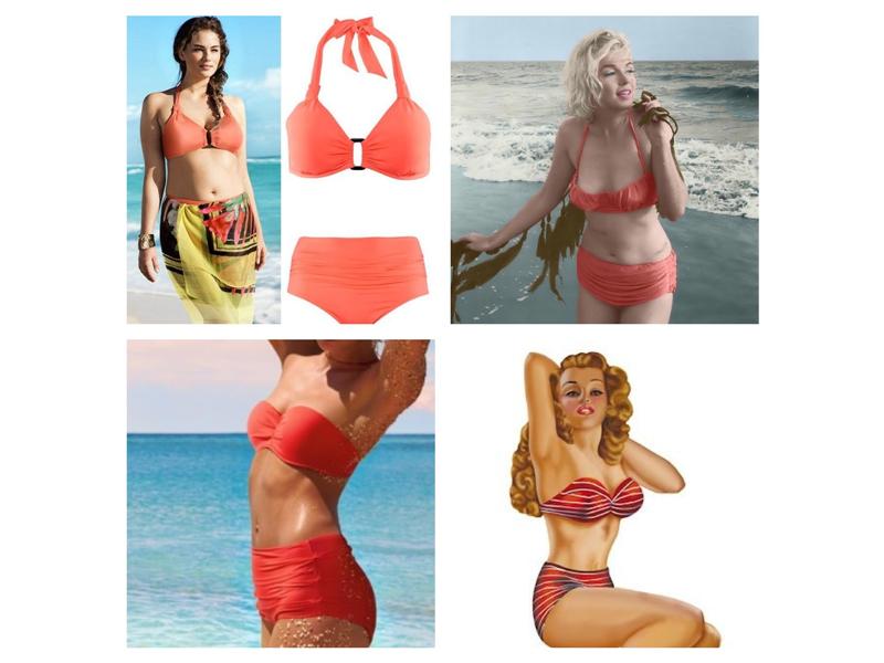 Moda Mare: mini guida ai bikini per le curvy…