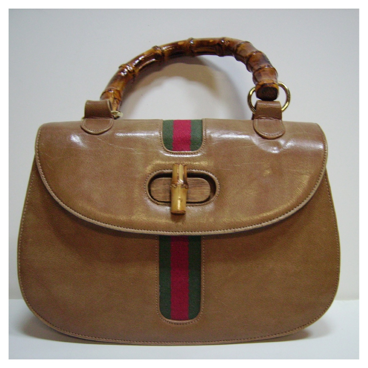 Icon bags: GUCCI BAMBOO BAG