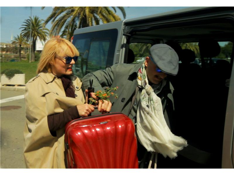 murr e valigia Samsonite_Cagliari