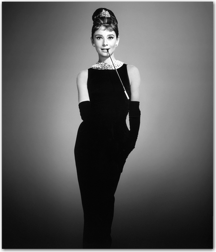 Now 10 little black dresses for - Can You Guess Who Wore The Most Famous Little Black Dresses In History Playbuzz