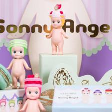 La collezione Sonny Angels di Ladurée
