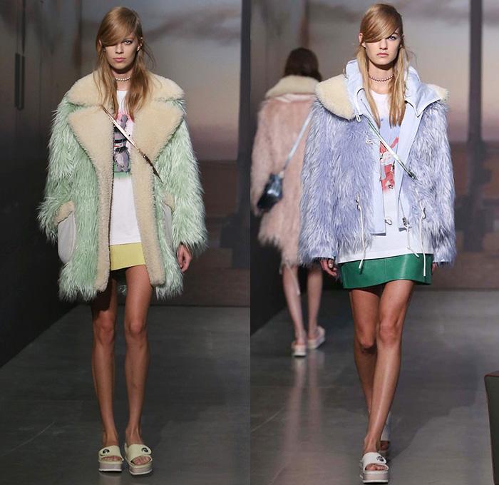 Knitting Fashion 2015 : Highlights from nyfw ss i murr
