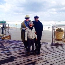 #IMURRGOTOISRAELWITHMARIO – Family Tour in Israele
