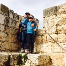 #IMURRGOTOISRAELWITHMARIO – JERUSALEM Diary – Day 1