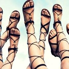 Trend summer 2015 – Sandali alla schiava