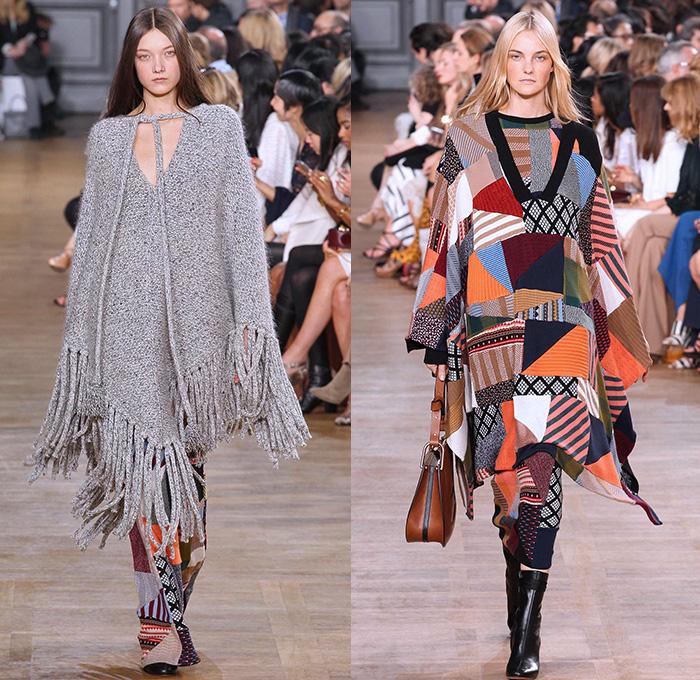chloe-2015-2016-fall-autumn-winter-runway-fashion-mode-paris-france-womens-70s-denim-jeans-romper-jumpsuit-coat-plaid-shearling-poncho-velvet-07x