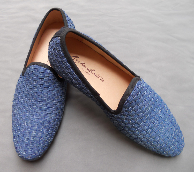 2014-New-Fashion-Brand-Denim-Men-Loafers-Shoes-Men-Loafer-Shoes-Blue-EUR-Size-39-44