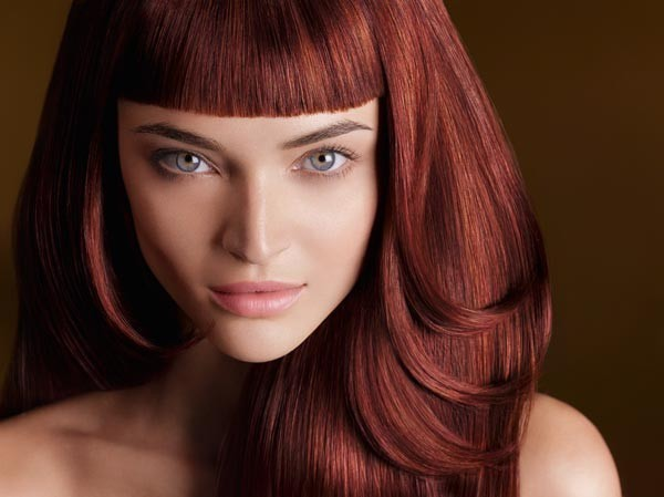 Red Fire Hair Naturali Con Henne I Murri Murr