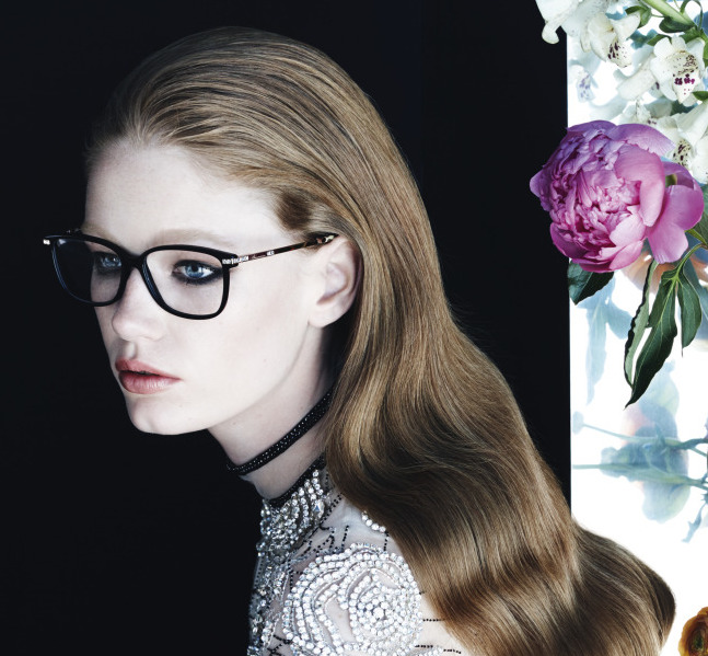 Blumarine-Ad-Hollie-May-Saker-by-Camilla-Akrans-FW15-Eyewear-01