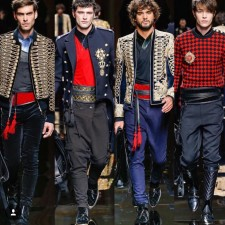 Highlights from PARIS MEN FASHION WEEK A/I 2016 – 2017 – Part. 1