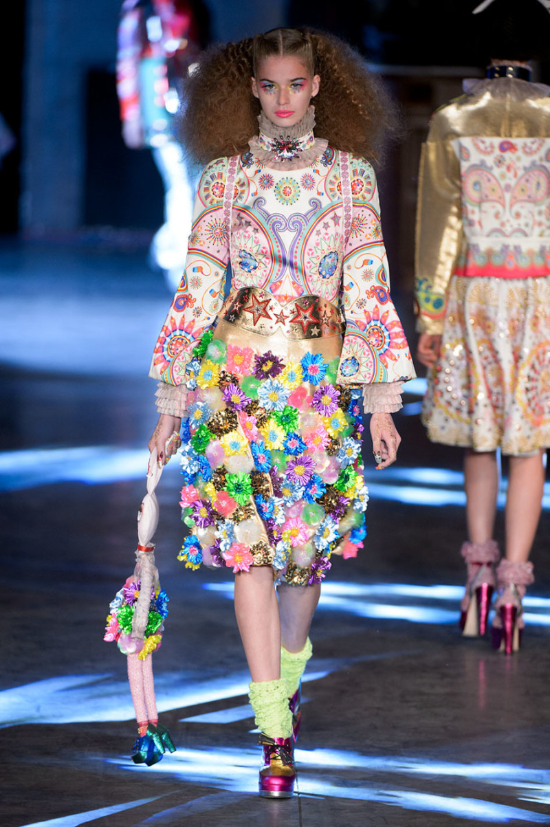 Paris Woman Fashion Week Spring/Summer 2016 MANISH ARORA