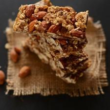 RICETTA – Barrette ai cereali e frutta secca