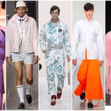 Trend UOMO P/E 2016 - Genderless