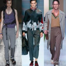Milano Men Fashion Week P/E 2017 – Highlights