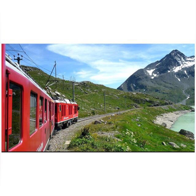 Trenino della Bernina
