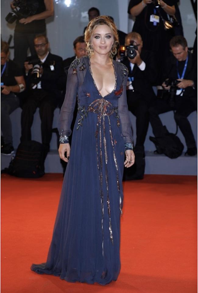 CAROLINA CRESCENTINI in Gucci