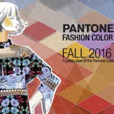 Beauty – PANTONE COLOR TREND 2016-17