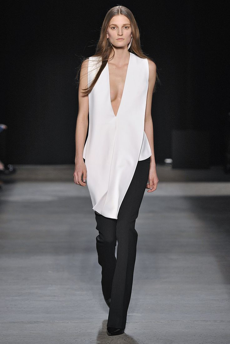 Narciso Rodriguez New York RTW Fall Winter 2016 February 2016