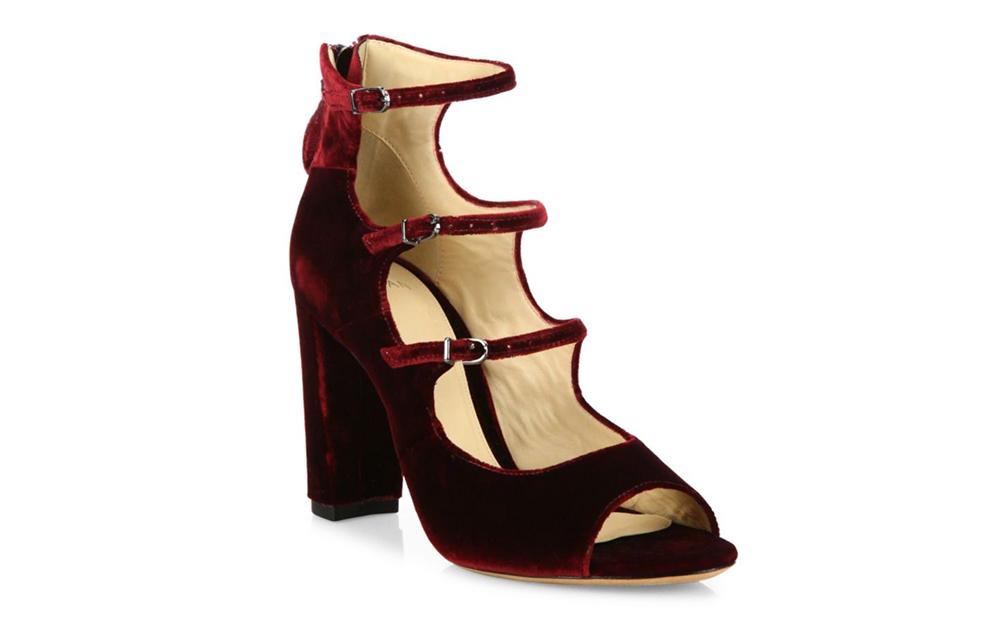 Alexandre-Birman-Velvet-Mary-Jane-Block-Heel-Sandals