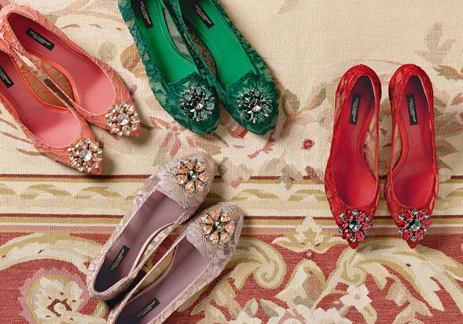 Dolce & Gabbana shoes fall winter 2016 (1)