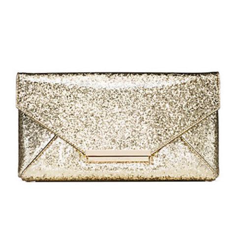 gallery-1466782683-kate-spade-gold-glitter-envelpoe-clutch