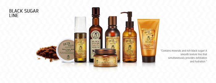 Mascheri la sporcizia estendente da pori della pelle della persona