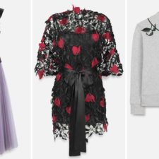 """The """"Beauty and the Beast"""" Capsule Collection by Christopher Kane"""