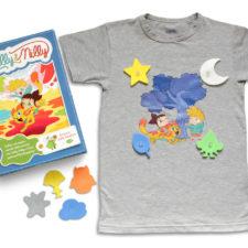 KIDS - WILLY & NILLY TEES, quando vestirsi è un gioco da bambini