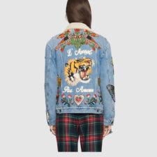 Trend P/E 2017 – La Giacca Jeans Mini & Maxi