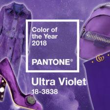 Colore Pantone 2018 – Ultra Violet