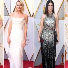 Oscar 2018 – I look della 90esima edizione degli Academy Awards