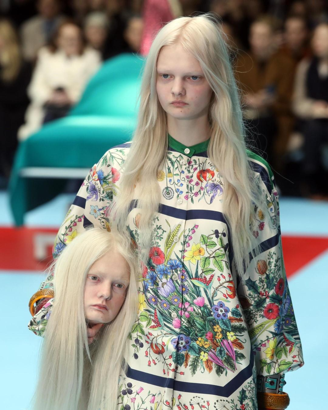 Milano Fashion Week Report A I 2018-2019 - I MURRI MURR d8e4a4ebdc5