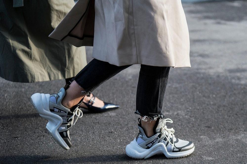 Trend Accessori P E 2018 Le Sneakers I Murr