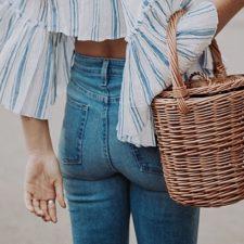 Trend accessori: le borse di paglia