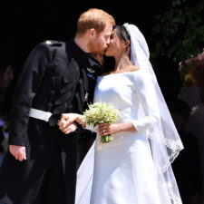Royal Wedding: Meghan Markle e la rivoluzione minimal