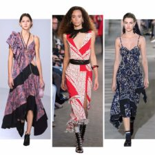 Trend P/E 2018 - Gli scarf dress