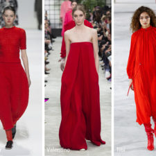 Trend Colori Pantone A/I 2018-2019 – Poppy Valiant