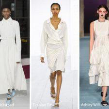 Trend color A/I 2018:  Bianco come il Tofu