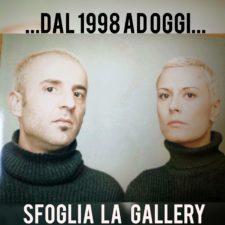 IL NOSTRO BACIO DAL 1998 AD OGGI