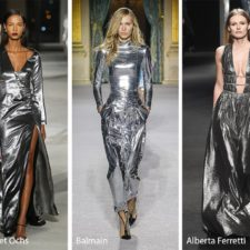 Trend A/I 2018-2019: Shimmering Silver