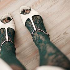 Come essere romantiche e sexy grazie alle calze di pizzo