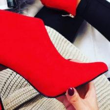 Come Dorothy: libera la tua sensualità grazie alle scarpe rosse