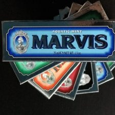 Il dentifricio MARVIS